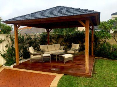 Perth Timber Patios Pergolas Alfrescos Decking