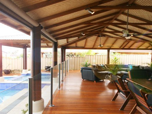 Timber Patios & Pergolas