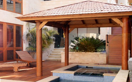Timber Decking Products
