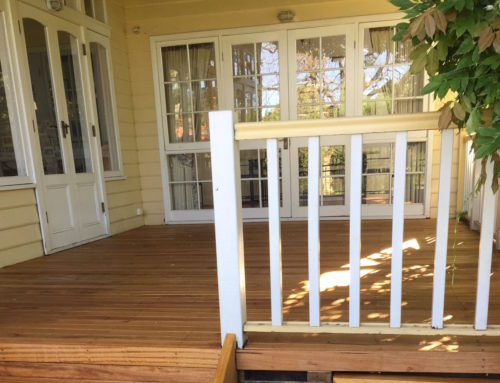 Design & Restore Ailing Alfresco Deck