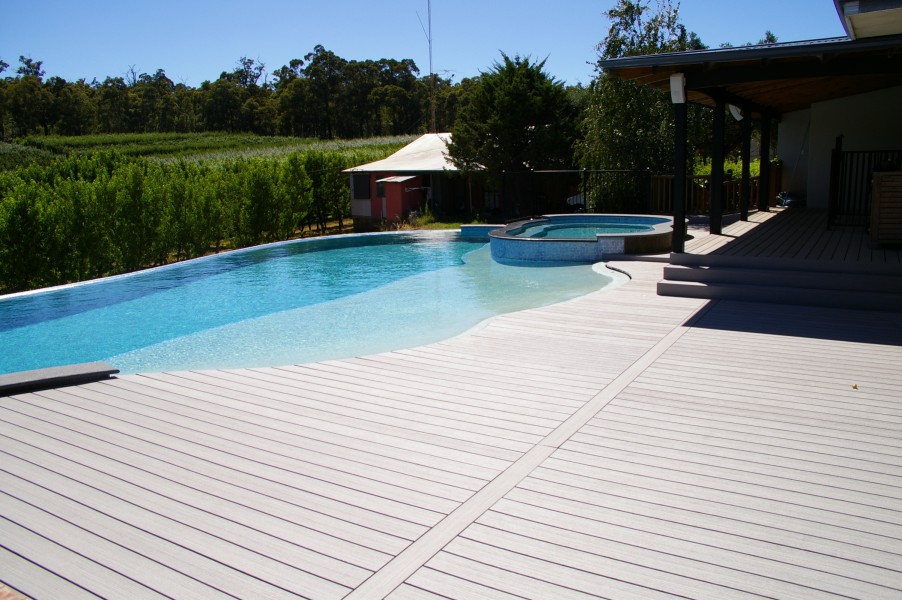 Timbertech composite decking