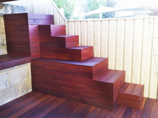 Timber Stepping